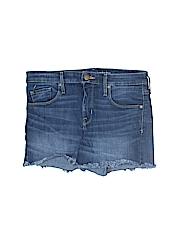 Mossimo Women Denim Shorts Size 6