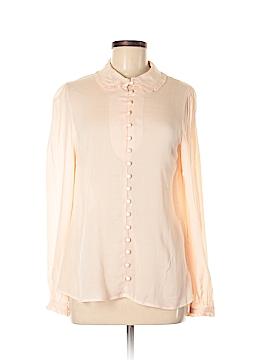 ModCloth Long Sleeve Blouse Size M