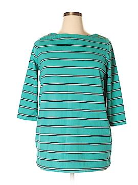 Jessica London 3/4 Sleeve Top Size 14 - 16