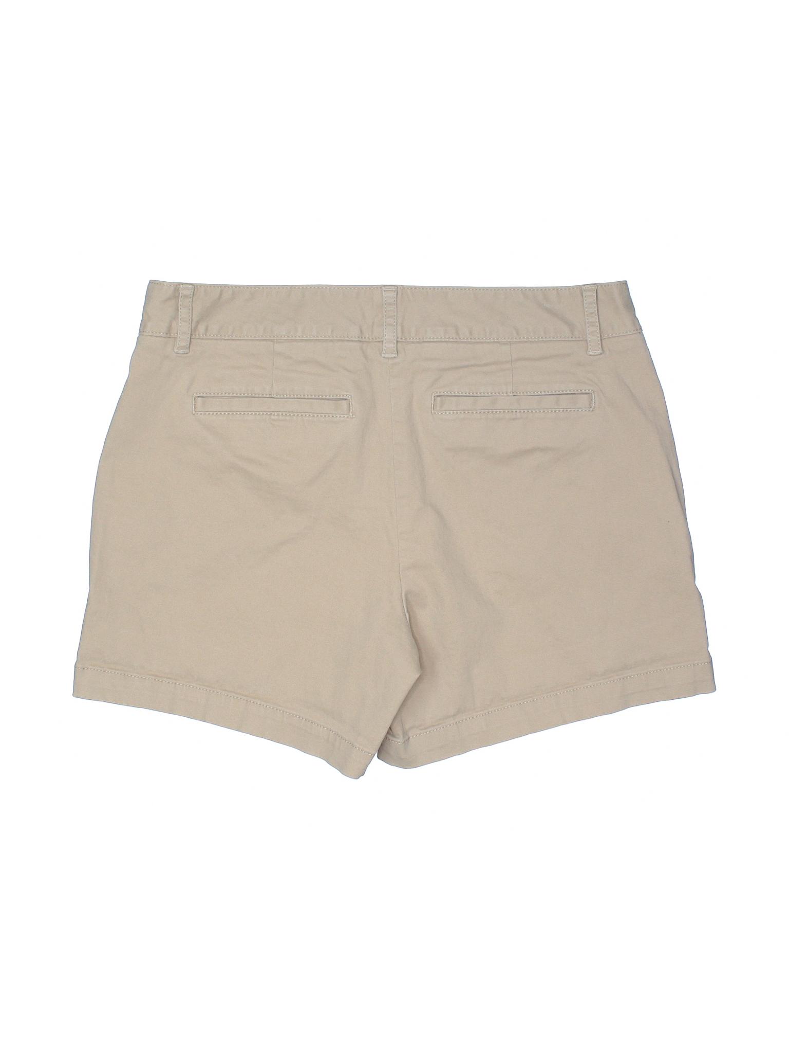 Boutique Lands' Khaki Shorts End Khaki Lands' Boutique Shorts End rR0WwPUdrq