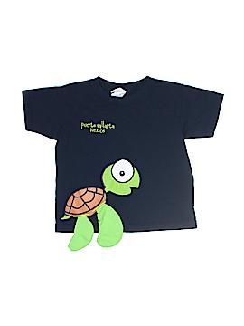 Yazbek Short Sleeve T-Shirt Size 4T