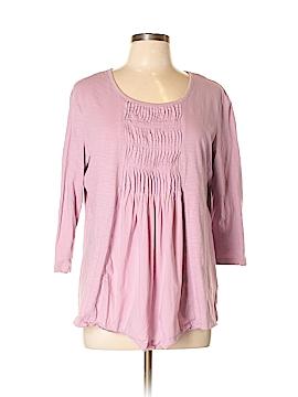 Van Heusen 3/4 Sleeve T-Shirt Size XL