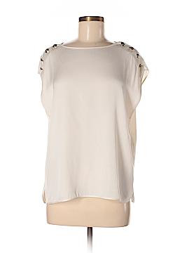 Emilio Pucci Short Sleeve Silk Top Size 6