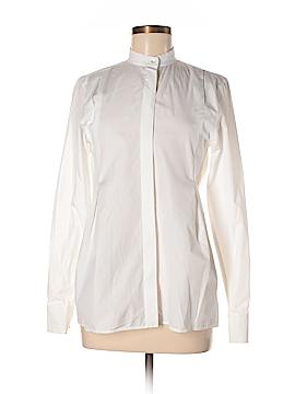 Céline Long Sleeve Button-Down Shirt Size 34 (FR)