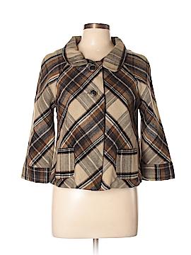 Paris Blues Wool Cardigan Size L