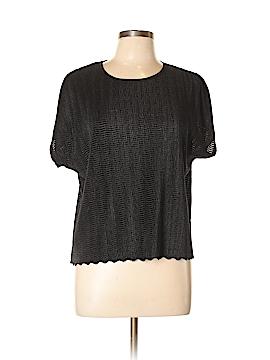 Lana Lee Short Sleeve Blouse Size XL