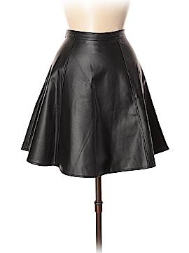 LC Lauren Conrad Faux Leather Skirt Size 4
