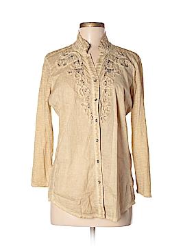 Reba Long Sleeve Blouse Size M