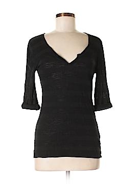 StyleMint 3/4 Sleeve Henley Size Sm (2)
