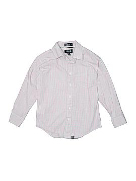 IZOD Long Sleeve Button-Down Shirt Size S (Kids)