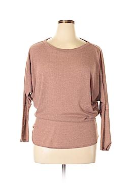 Love In Pullover Sweater Size L