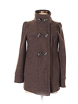 Dex Wool Coat Size M