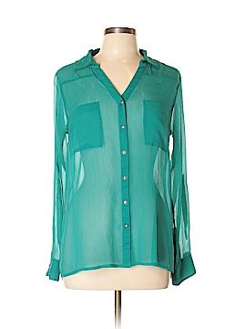 Vanity Long Sleeve Blouse Size L