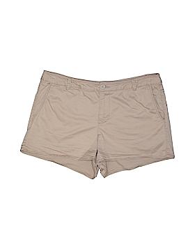 Route 66 Khaki Shorts Size 14
