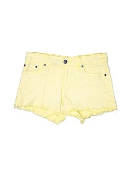 17/21 Exclusive Denim Denim Shorts Size 6