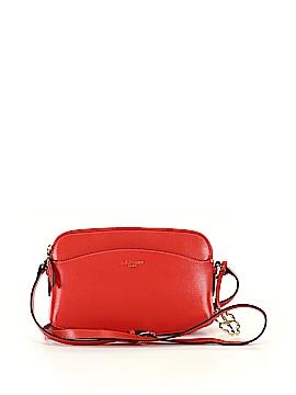 L.K. Bennett Leather Crossbody Bag One Size