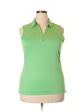 Sport Haley Short Sleeve Polo Size XL