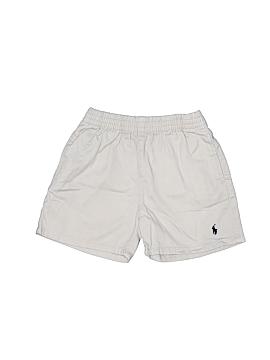 Polo by Ralph Lauren Khaki Shorts Size 3T