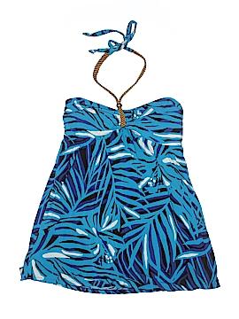 Tropical Escape One Piece Swimsuit Size 14