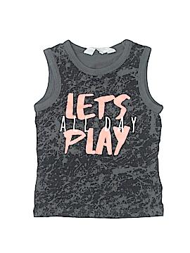 H&M Sleeveless T-Shirt Size 2