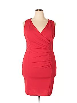 Symphony Casual Dress Size 3X (Plus)