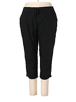 Old Navy Linen Pants Size 2X (Plus)