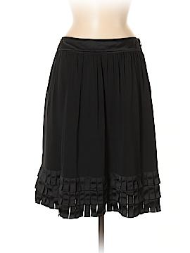 Burberry Silk Skirt Size 6