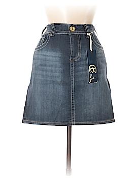 Blue Epic Denim Skirt Size 8