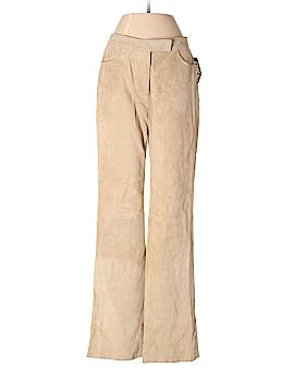 DKNY Leather Pants Size 6