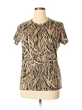 Mossy Oak Short Sleeve T-Shirt Size L