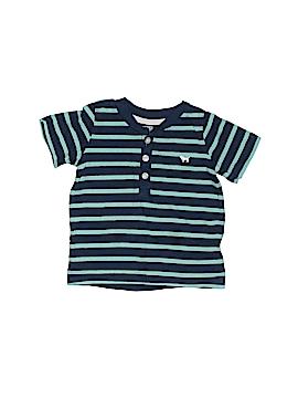 Carter's Short Sleeve Henley Size 12 mo