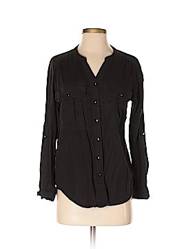 G.H. Bass & Co. Long Sleeve Button-Down Shirt Size S