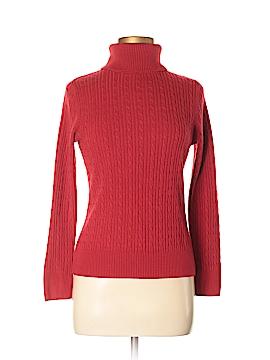 Croft & Barrow Turtleneck Sweater Size M (Petite)