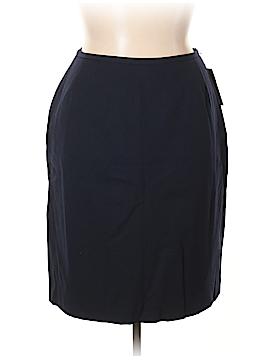 Liz Claiborne Wool Skirt Size 16
