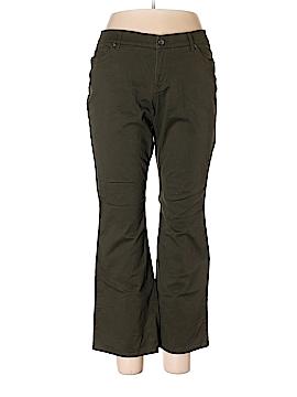 SONOMA life + style Khakis Size 16 (Petite)