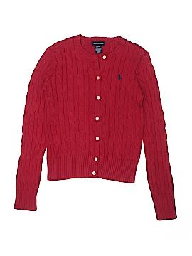 Ralph Lauren Cardigan Size 12