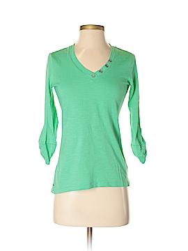 Banana Republic Factory Store 3/4 Sleeve T-Shirt Size XS