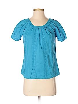 Notations Short Sleeve Blouse Size S (Petite)