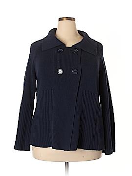 Fashion Bug Cardigan Size 2X (Plus)