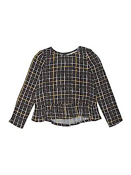 Cherokee Long Sleeve Blouse Size 7