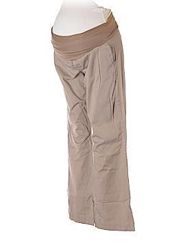 Liz Lange Maternity Khakis Size S (Maternity)