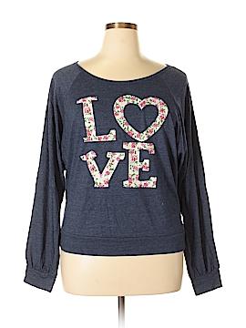 Delia's Long Sleeve T-Shirt Size XL