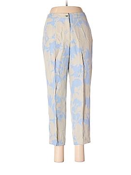Sigrid Olsen Linen Pants Size 6