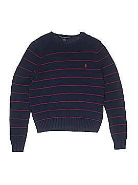 Ralph Lauren Sport Sweatshirt Size X-Large (Youth)