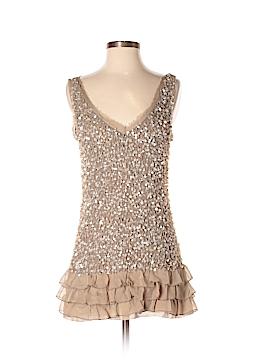 Young Fabulous & Broke Sleeveless Silk Top Size S