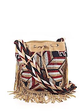 Santificada Wayuu Bucket Bag One Size