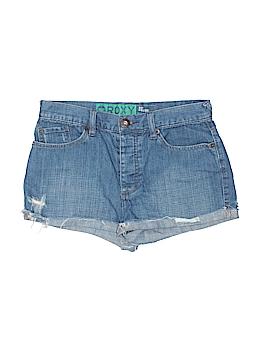 Roxy Denim Shorts Size 1