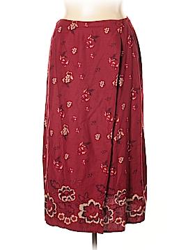 Eddie Bauer Casual Skirt Size 14 (Petite)
