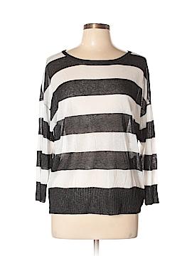 Ellen Tracy Long Sleeve Top Size L