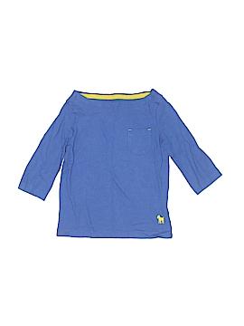 Mini Boden 3/4 Sleeve T-Shirt Size 3-4